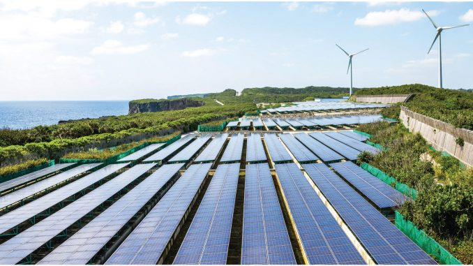 Growth in Renewables