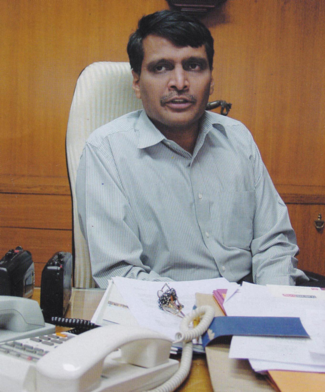 Suresh Prabhu